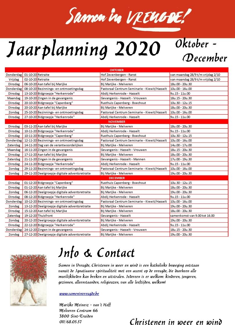 Jaarplanning 2019-2020-4